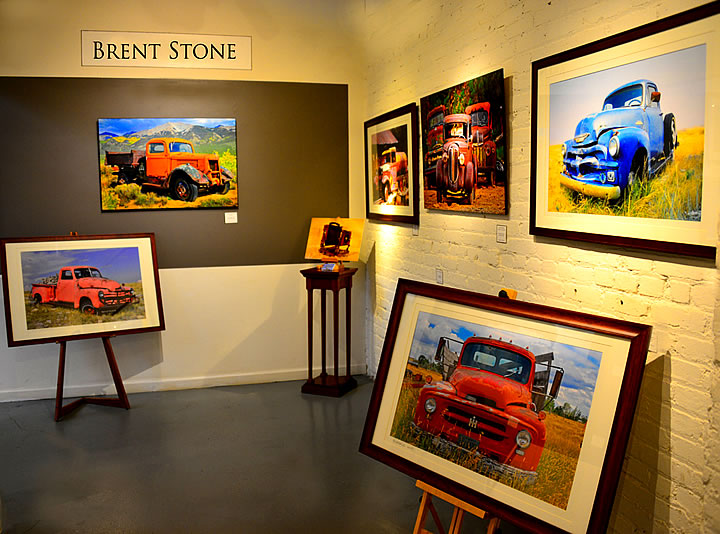 Brent Stone Exhibit